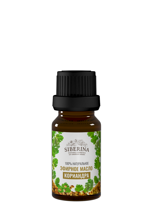 Эфирное масло семян кориандра