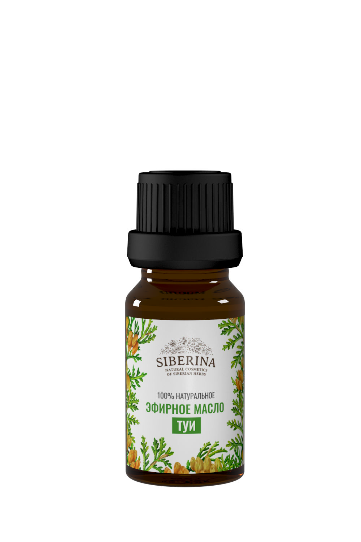 Thuja essential oil